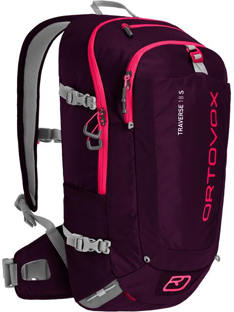 Ortovox Traverse 18 Backpack S Aubergine